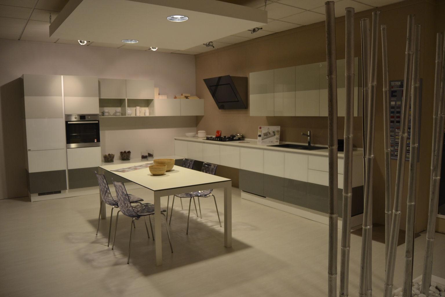 Beautiful Cucina Tetrix Scavolini Prezzi Ideas - Design & Ideas ...