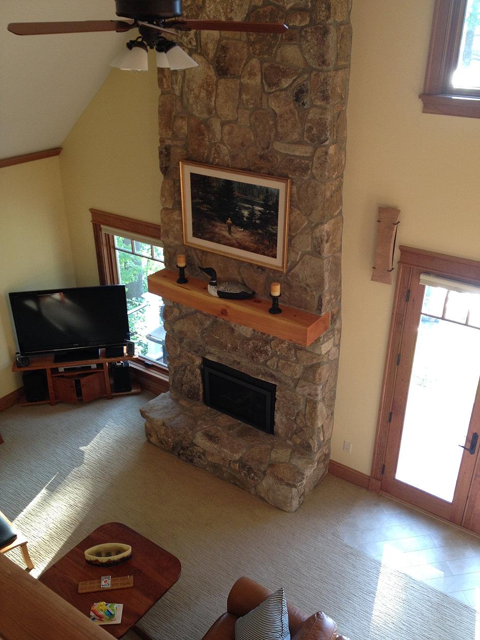 ne landscapes chimneys and fireplaces