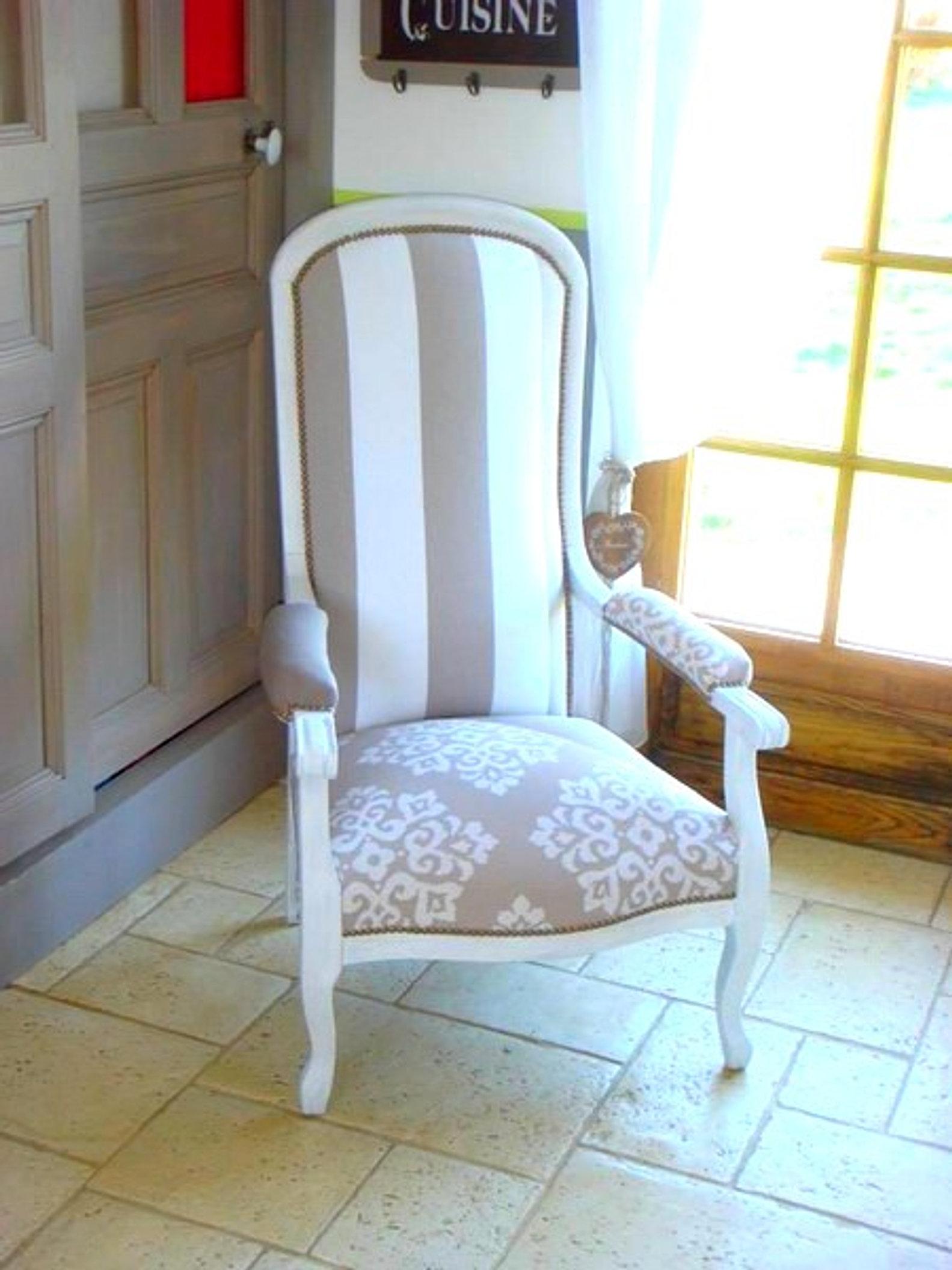 Tapissier d 39 ameublement caen tapissier d 39 ameublement paris - Achat fauteuil voltaire ...