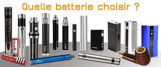 bien choisir sa batterie box mod pour e cigarette nos conseils. Black Bedroom Furniture Sets. Home Design Ideas