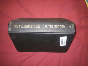 my rolling stones books collection 2 037