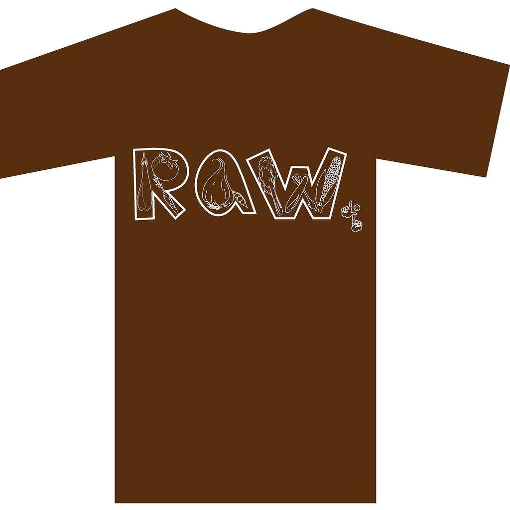 Raw T Shirt