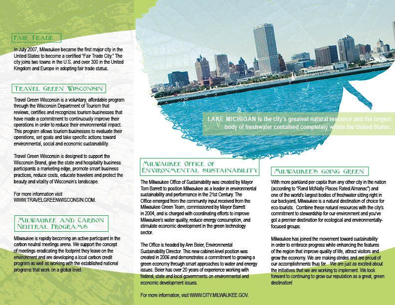Green Brochure (inside)
