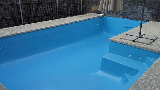 Residential and commercial pool resurfacing and Fibreglass pools vs concrete pools