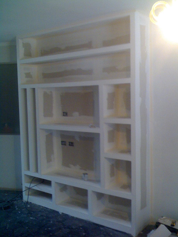 Construye Durlock Lan S Galeria # Muebles Durlock