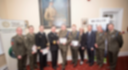Butler's Tech, COS and CIS Corps personn