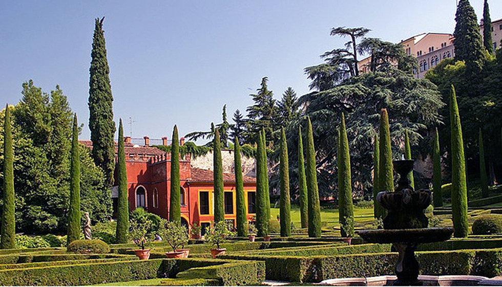 Verona tour for B b giardino giusti verona