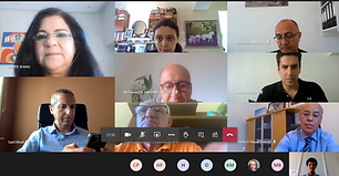 Atelier pour la finalisation du plan d'actions du Collège Secteur Privé du 4C Maroc