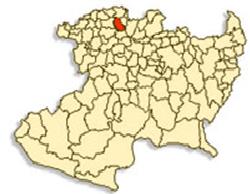 chury mapa