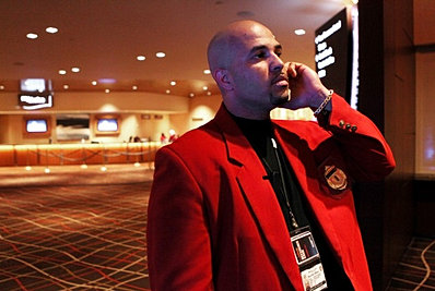 Hollywood casino surveillance agent