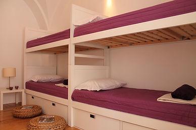 4 Bed dorm in Hostel