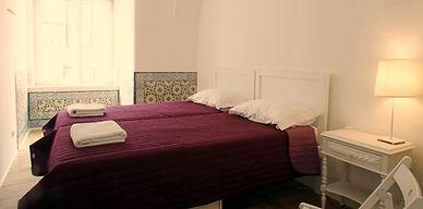 Twin Room in Lisbon