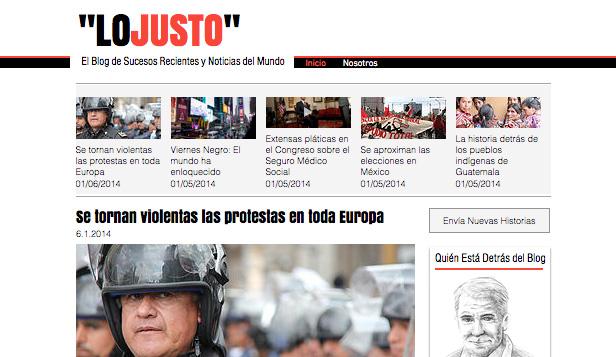Blog de noticias y actualidad