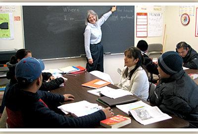 Centro de aprendizaje para adultos Pearson