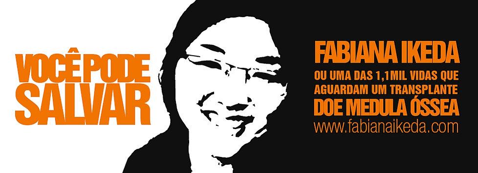 SAUDE: Fabiana Ikeda faz campanha para estimular doares de medula óssea
