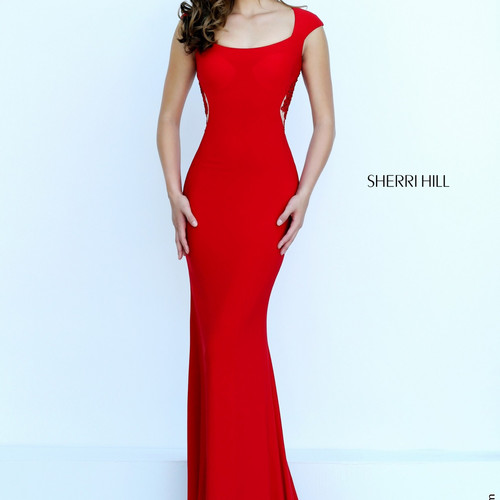 Sherri Hill Prom Dress Size Chart