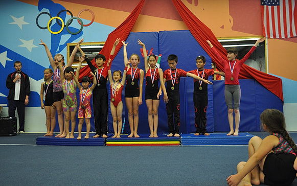 Paramount Gymnastics Special Events