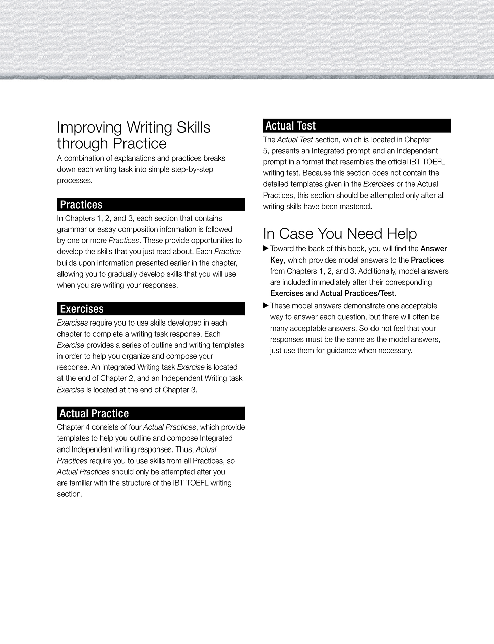 The Best TOEFL Writing Templates for Any Prompt - mandegar.info