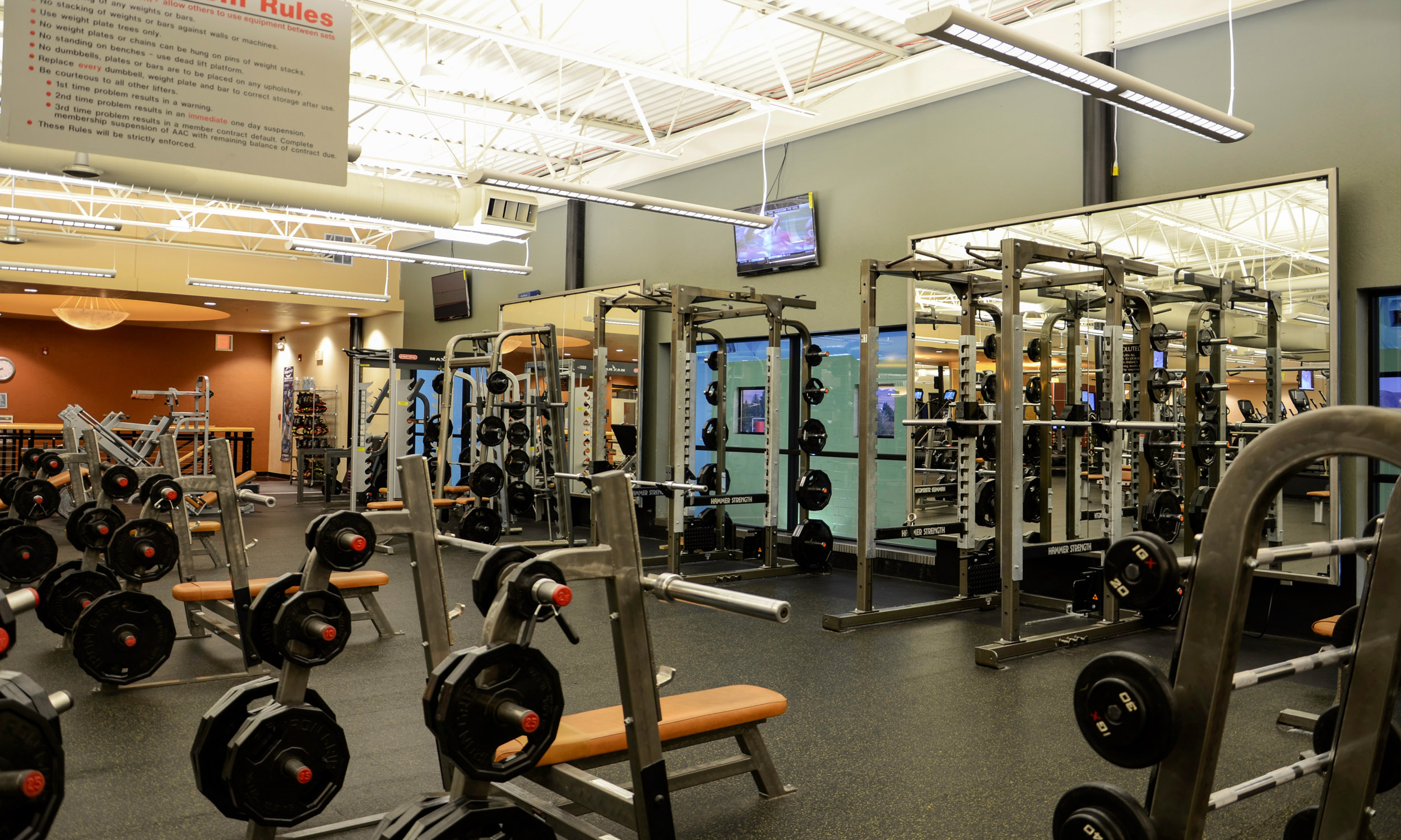 The best gym and fitness facility in idaho falls apple athletic club