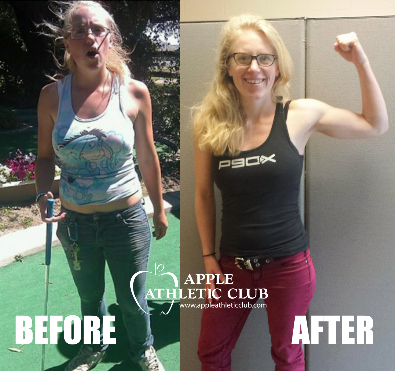 Weight Loss Success Stories Apple Athletic Club Idaho Falls