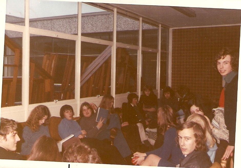 Brett House Common Room 1974
