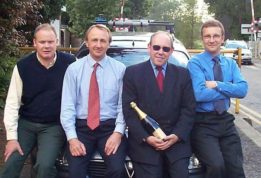 Yob Quartet 2002