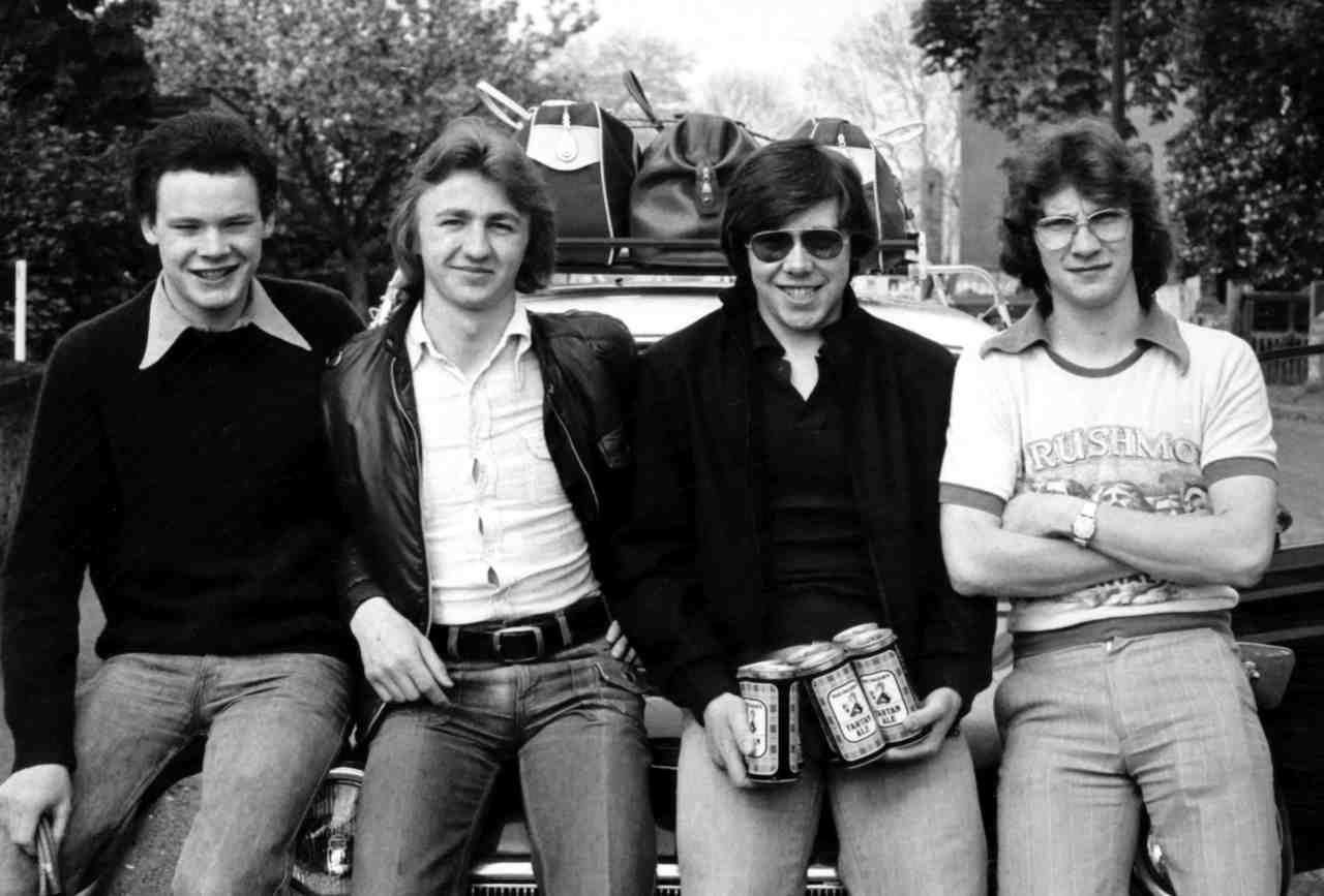 Yob Quartet 1977