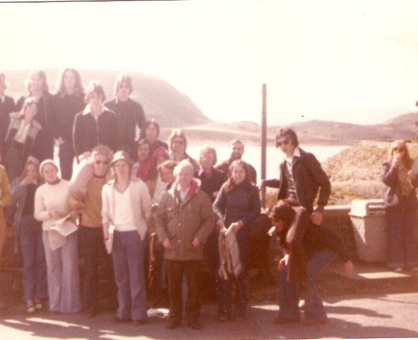 Geography Field Trip April '76