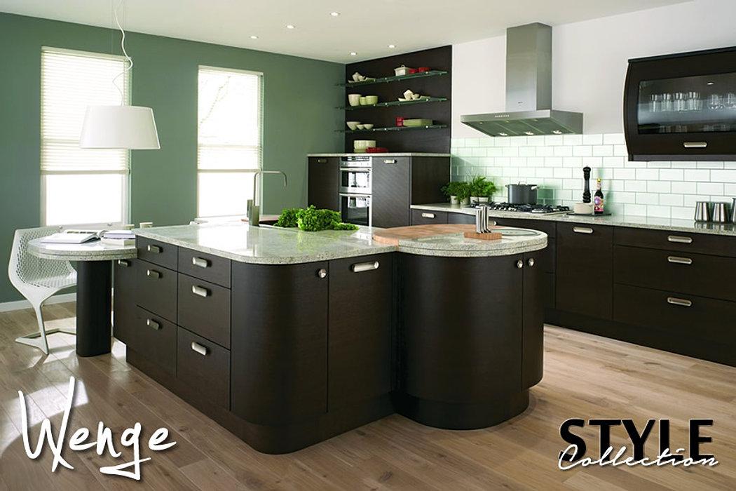 Designer Kitchens in Telford