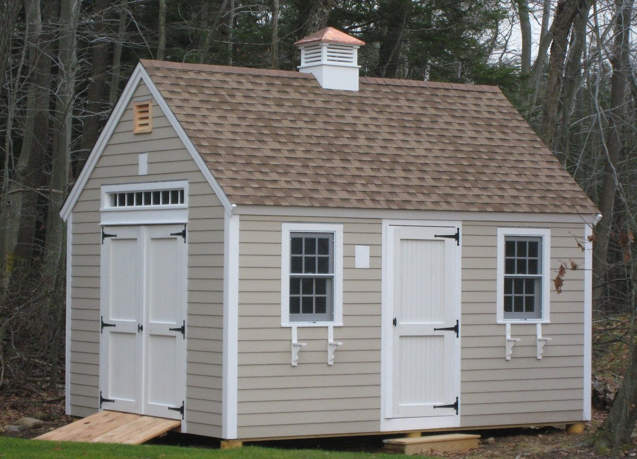 Toronto Garden Sheds    Fully Assembled And Custom Built For ...