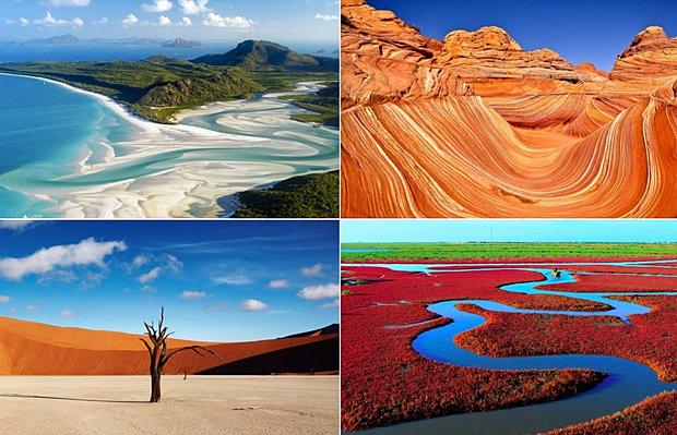 Les plus beaux paysages et endroits du monde for Les plus beaux bureaux design