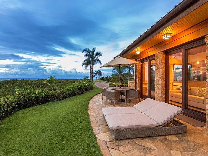 luxury vacation rentals  north shore of garden island, Luxury Homes