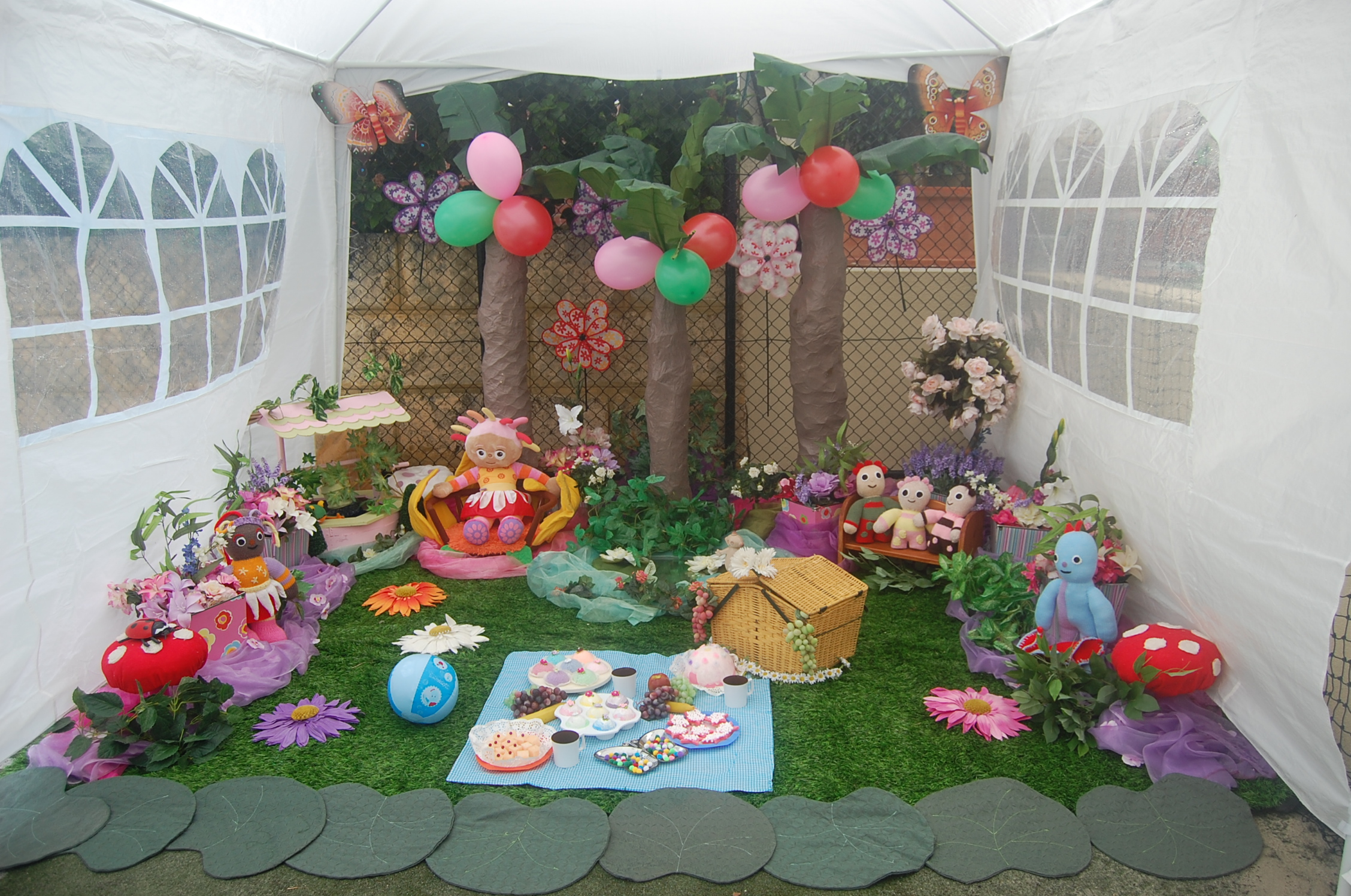 In The Night Garden Party Ideas - Flowers Gallery
