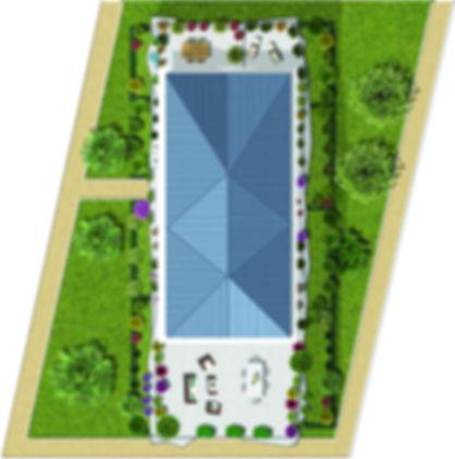 La Courtine, écoquartier de Briançon, Résidence Promofar