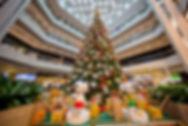 Christmas Tree at Garden Courtyard  2.JP