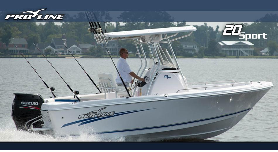 Miami Total Marine LLC Boat and Marine Services  Proline 20 Sport