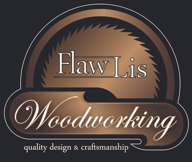 Logo Design: FlawLis Woodworking