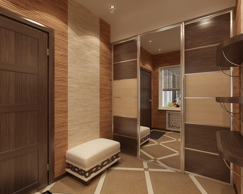 Дизайн интерьера прихожей в доме фото