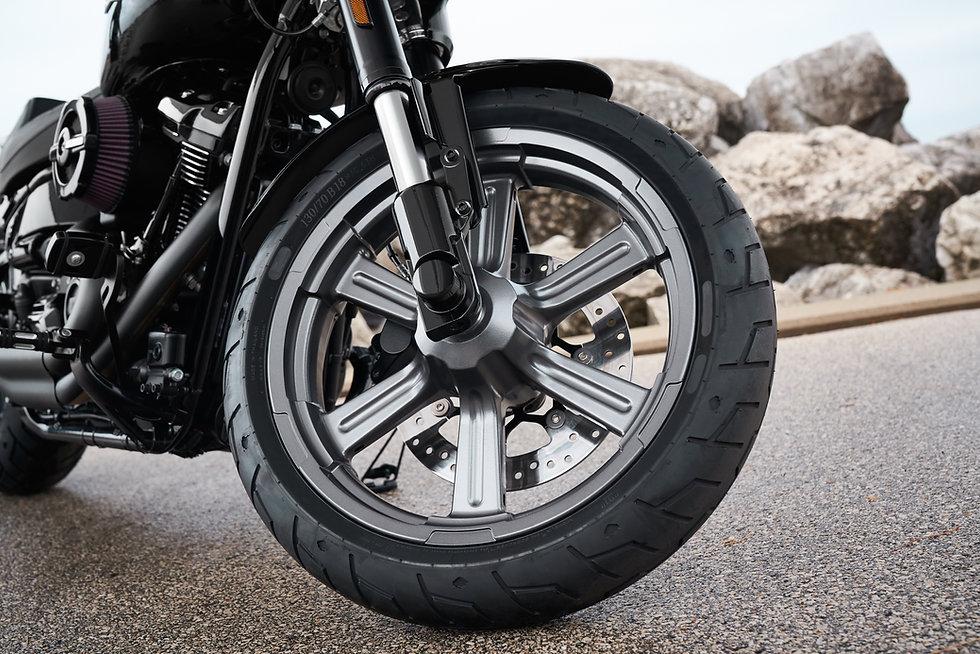 Rueda de la motocicleta