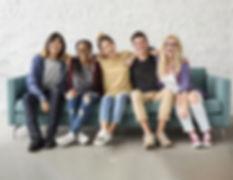 多样性的学生