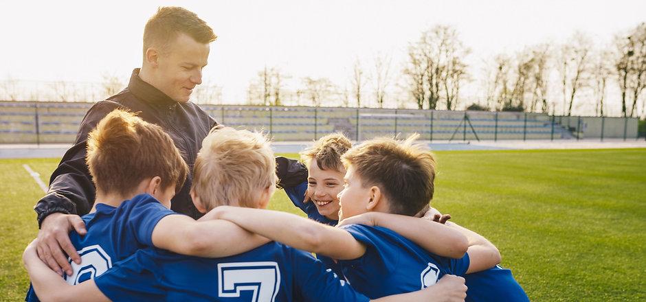 Barn ' s Fotballtrener