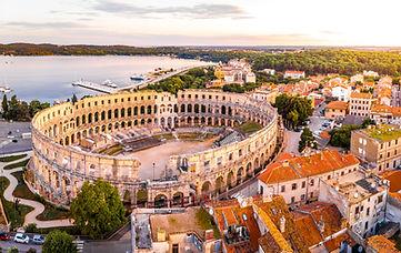 Pula Amphitheater Croatia