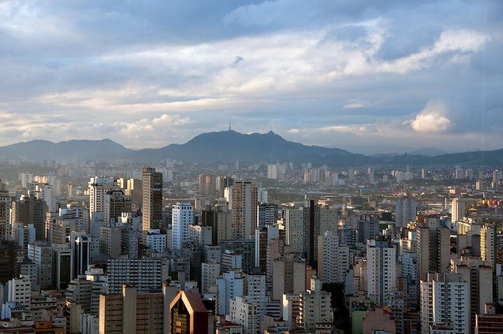 Brazilian Skyline