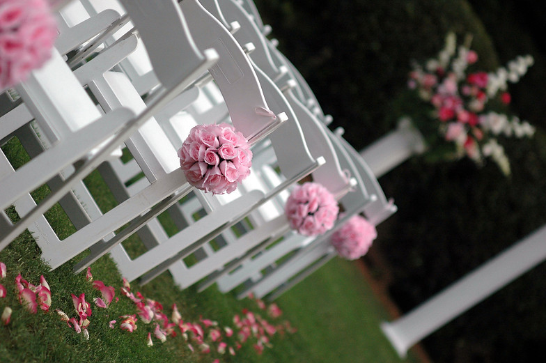 dcoration chaises mariage - Decoratrice Mariage Toulouse