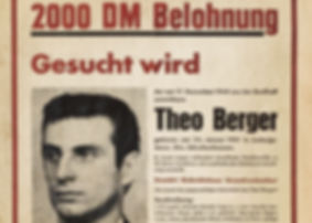 Oliver Herbrich Film, Der Al Capone vom Donaumoos, Theo Berger, Fiction - Non-Fiction, Film Edition
