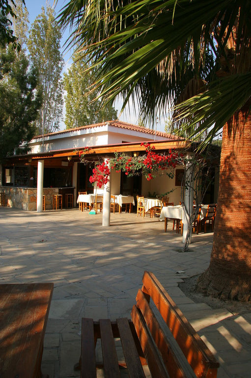 Perry S Beach Restaurant Pissouri Cyprus