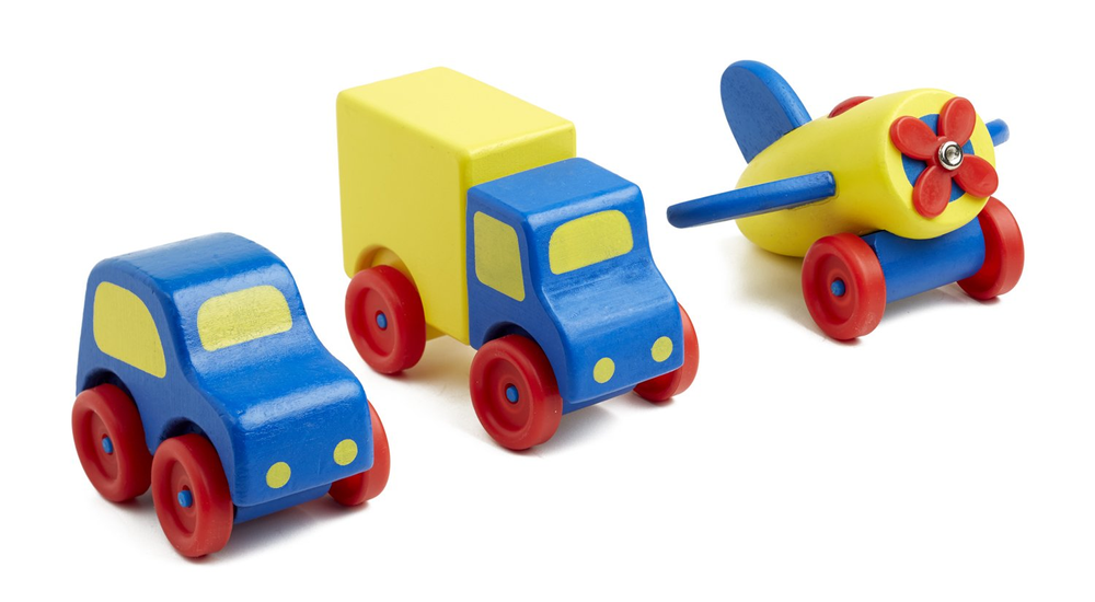 Toy of the Week: Play Cars