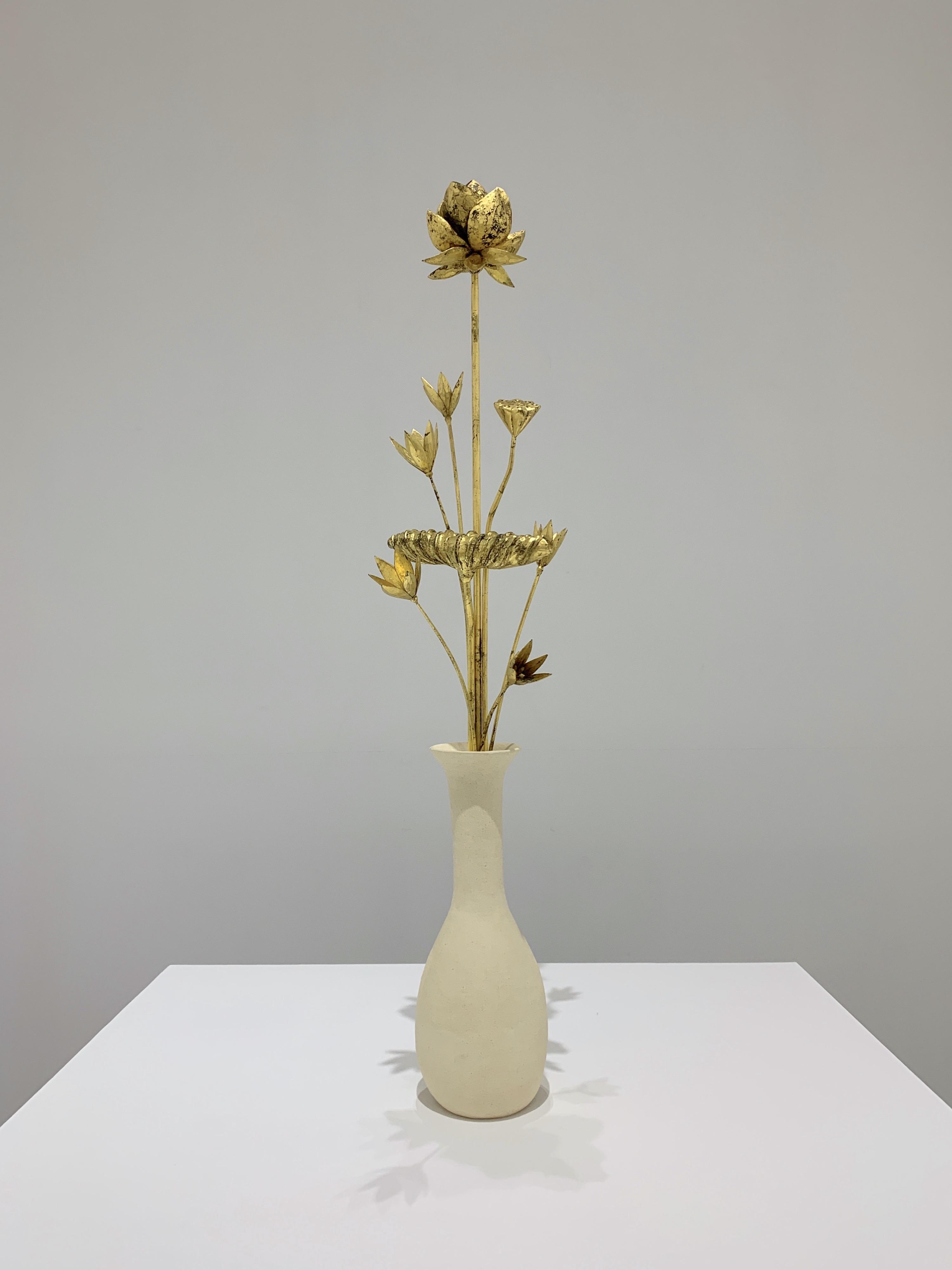 《花と花瓶_1》Flower and Vase_1