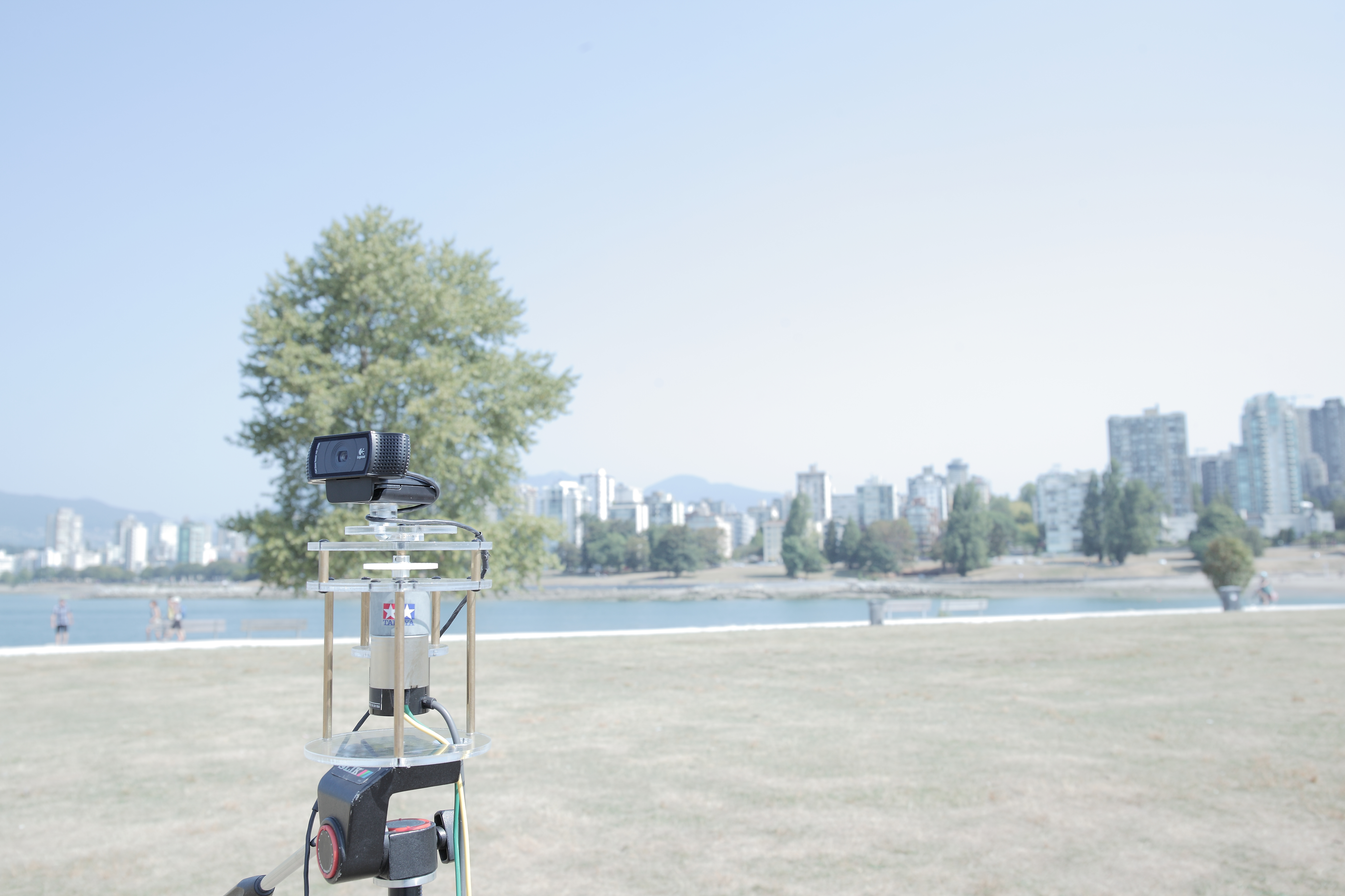 The 360° Skyline Song Project
