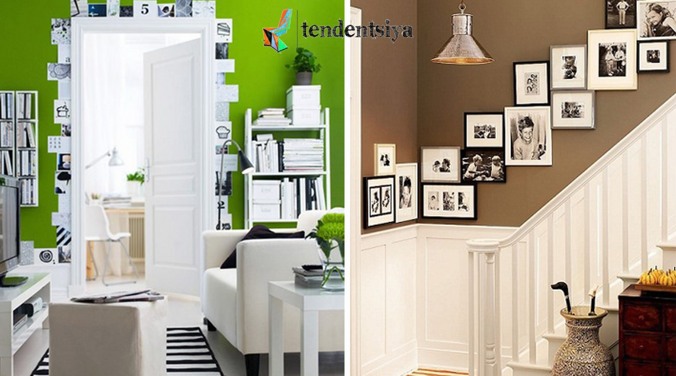 Ideas sencillas para decorar con fotos tendentsiya for Para decorar fotos